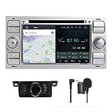 "7"" Double Din Car Stereo Android 5.1 Headunit DAB Radio GPS Sat Nav"