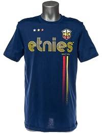 Etnies Shenanigans S/S T-Shirt-Bleu marine