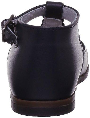 Little Mary Bastille, Chaussures premiers pas bébé fille Bleu (Vachette Marine)