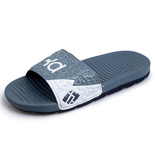 Men's Kevin Durant Outdoor Beach Casual Slippers as picture 3