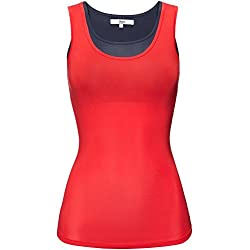Activewear Top Deportivo de...