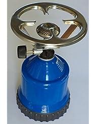SG-1001 Hornillo portátil de gas para camping con alta resistencia del cuerpo de plástico