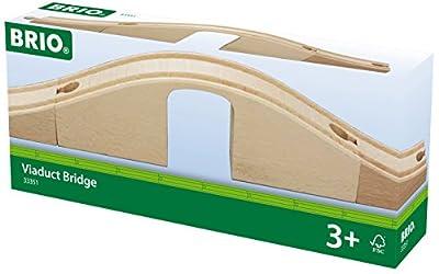 Brio 33351 Unterführung und Viadukt, 3-tlg., L 36 cm von Brio