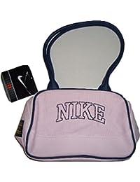 Nike bolso bag Downing Stadium de color rosa negro ba1511–633tamaño en: 25x 17x 10cm