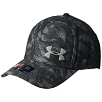 Under Armour Siyah Şapka 1291857-001 Men'S Airvent Core Cap