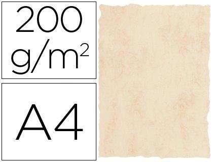 Michel 2601 - Papel pergamino, A4, color mármol beige