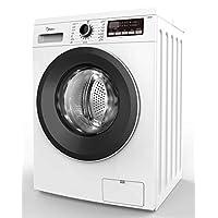 Midea 6 Kg 1200 RPM Front Load Washing Machine, White - MFG60, 1 Year Manufacturer Warranty