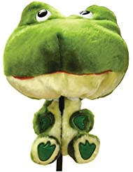 CLUB HUGGER HEAD COVER - FROG