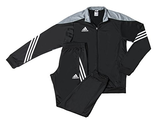 adidas-mens-football-tracksuit-black-silver-white-medium