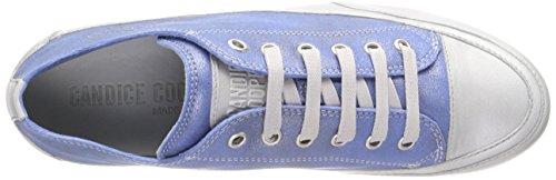 Candice Cooper Passion, Sneaker Donna Blau (Celeste)