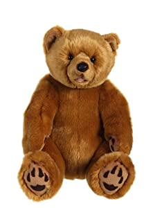 Gipsy - Oso Grizzly Sentado, 42 cm, Color Miel (070091)