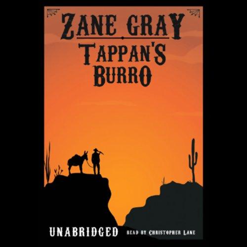 Tappan's Burro  Audiolibri