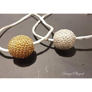 Halskette, Kugelkette