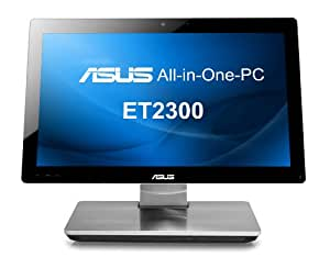Asus ET2300INTI-B023K 58,4 cm (23 Zoll) Desktop-PC (Intel Core i5 3330, 3GHz, 4GB RAM, 1TB HDD, NVIDIA GT 630, DVD, Win 8)