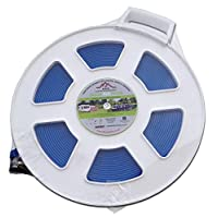 20m White Food Grade Hose Reel 8