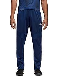 adidas Tiro19 PES Pnt, Pantalone Uomo, Blu, M