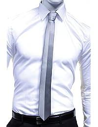 Leader Mode - Cravate Phil Gris