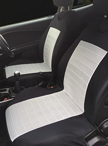 2-silver-seat-covers-with-bars-for-hyundai-tucson