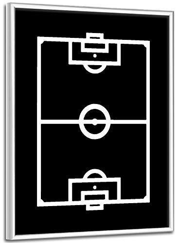 ᐅᐅ Fussballfeld Schwarz Weiss Geburtstagskerzen Test