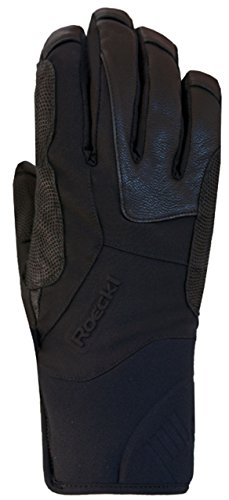 Roeckl Skihandschuh Alpin Montafon GTX® 8 schwarz