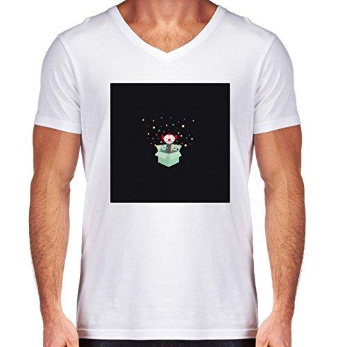 v-ausschnitt-weiss-herren-t-shirt-grosse-m-clown-in-einem-feld-by-ilovecotton