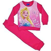 Disney Chándal Infantil Frozen niñas Forro Interior Afelpado 73c61d1c7b47