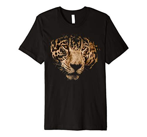 Mode T-Shirt Jaguar Druck gebraucht kaufen  Wird an jeden Ort in Deutschland