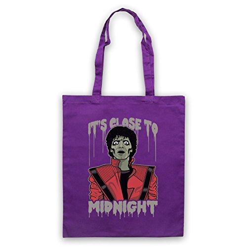 Inspire par Michael Jackson Thriller Officieux Sac d'emballage