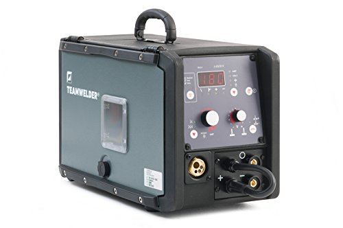 Preisvergleich Produktbild MIG 180 MIG MAG Schweißgerät Inverter Teamwelder