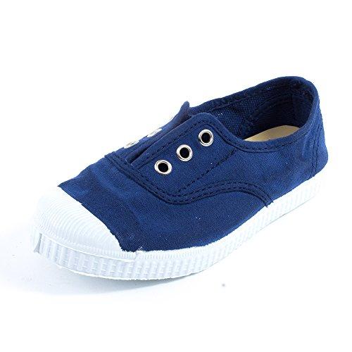 Baskets tissu TTY OZ bleu Bleu