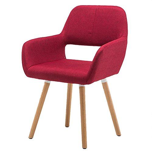 KXBYMX Barhocker im nordischen Stil mit komfortablem Schwammkissen Hausbarmöbel