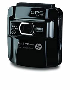 HP F210 1080p Full HD GPS Dash Cam DashBoard Video camera Traffic Accident Recorder with built-in GPS