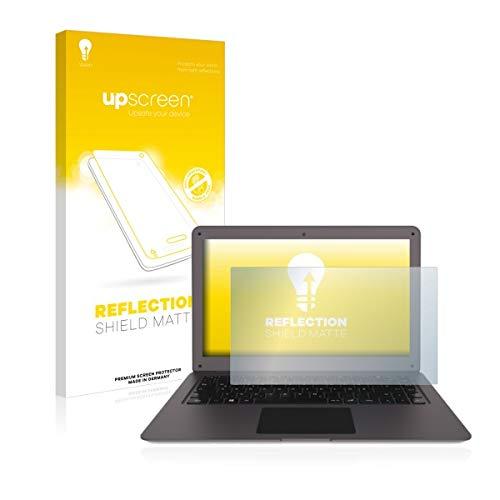 upscreen Reflection Shield Matte Bildschirmschutz Schutzfolie für Trekstor Surfbook W2 (matt - entspiegelt, Hoher Kratzschutz)