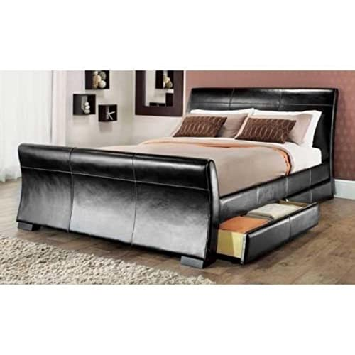 king size mattress and frame set sleigh bed king size co uk 20651