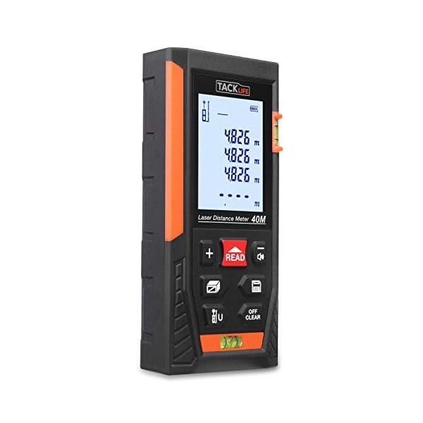 Metro-Laser-Tacklife-HD-40M-60M-100M-Telemetro-Laser-Misuratore-laser