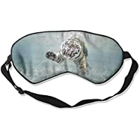 Fantasy Oriental Nature Tiger Underwater Sleep Eyes Masks - Comfortable Sleeping Mask Eye Cover For Travelling... preisvergleich bei billige-tabletten.eu