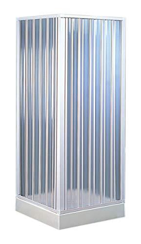 Forte BK102001 Bkp102001 Box Doccia Angolare 110 80 X 110 80 Bianco