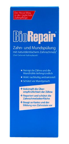 BioRepair Zahn- und Mundspülung, 500 ml