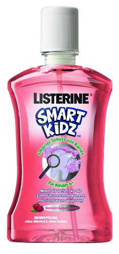 Listerine Smart Kidz Beere, 500 ml