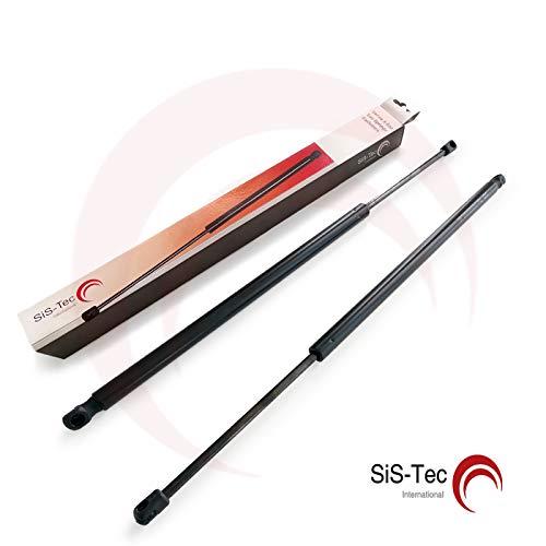 Preisvergleich Produktbild SiS-Tec Gasfeder für Heckklappe Länge: 653 mm Kraft: 630 N - 55369303AA (2 Stück)