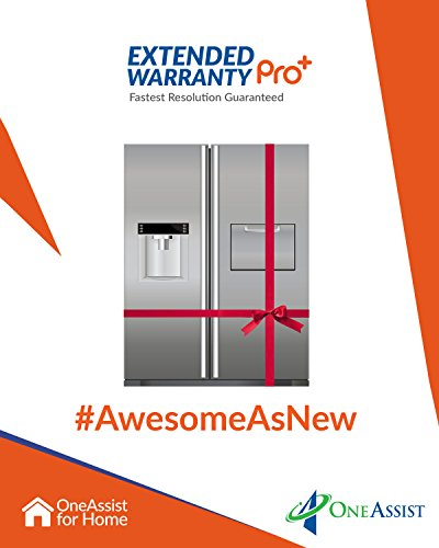 OneAssist 2 Years Extended Warranty Pro Plus plan for Refrigerators Between Rs. 5,000 - Rs. 20,000