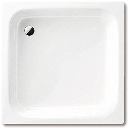 Kaldewei SANIDUSCH Stahl-Duschwanne 90 x 90 x 14 cm weiß