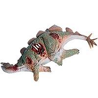 STOBOK Dinosaurs Toy Stegosaurus Dead Body Dinosaurs Animal Figure Model Educational Toy Pretend Play Toy for Party Favor Kids Children Gift