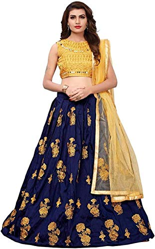 Bhumi Fashion Velvet Lahanga Choli