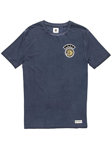 Herren T-Shirt Element Damon T-Shirt eclipse navy
