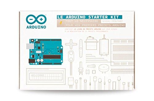 Arduino starter kit principiantes K020007 [manual