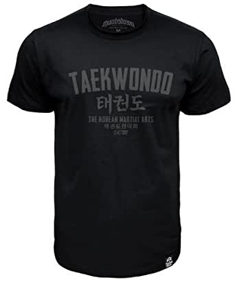 Taekwondo T-shirt The Korean Martial Arts (size Medium)