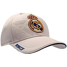 Real Madrid CF - Gorra Blanca