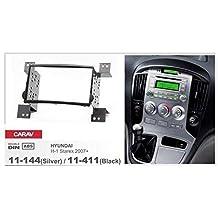 CARAV 11-411 DIN doble Marco de radio para Hyundai h-1 STAREX en