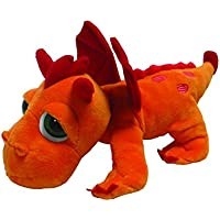 L'il Peepers Dragon Toy (Small, Orange)